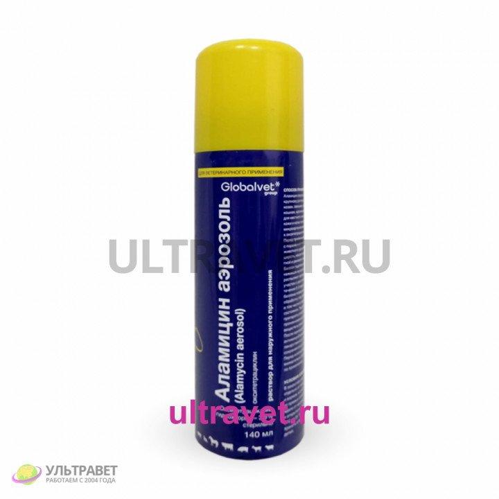 Аламицин Аэрозоль, 140 гр