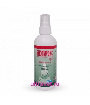 Биопирокс спрей (Biopirox spray)