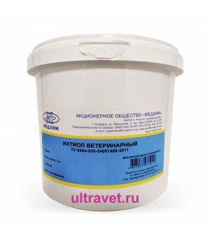 Ихтиол ветеринарный, Медхим, 1 кг