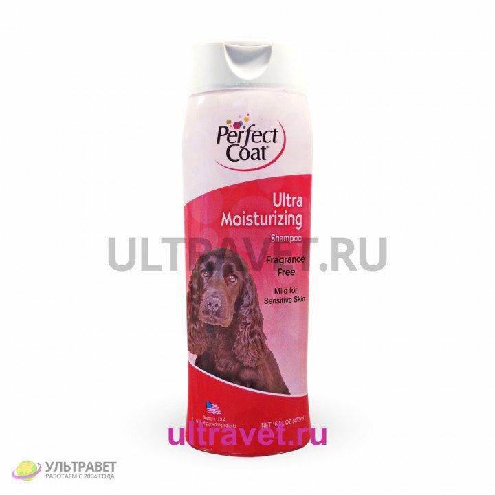 Шампунь 8in1 Perfect Coat® Ultra Moisturizing для собак увлажняющий