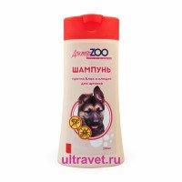 Шампунь ДокторZOO для щенков против блох и клещей