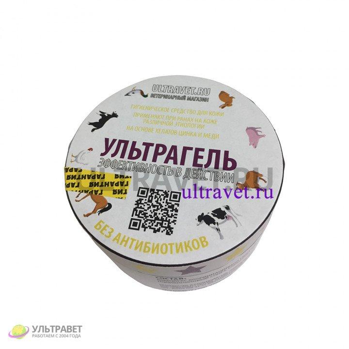 Ультрагель - гигиеническое средство для кожи животных, 250 гр