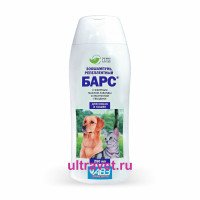 Шампунь (зоошампунь) БАРС® репеллентный для собак и кошек
