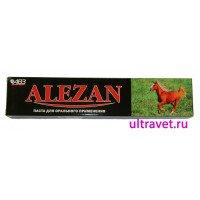 Алезан антигельминтная паста для лошадей