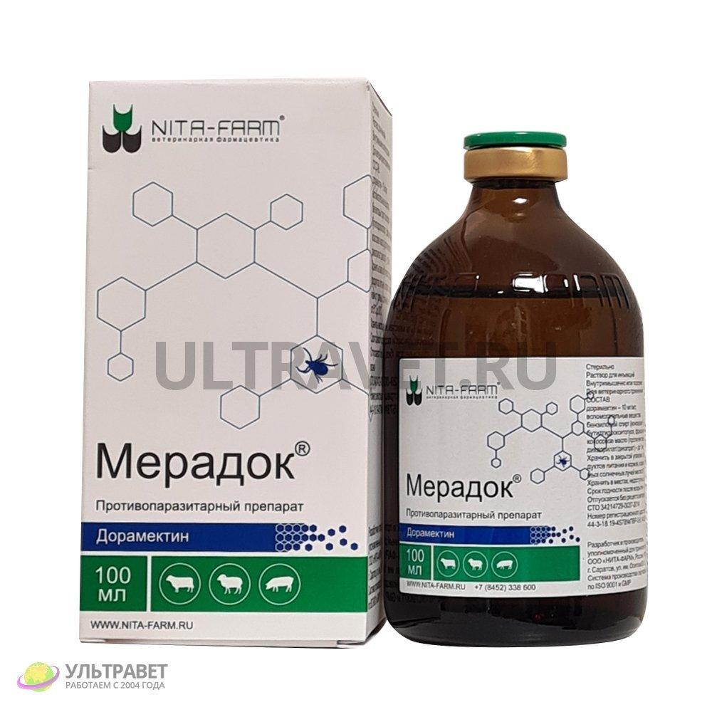 Мерадок (дорамектин), 100 мл