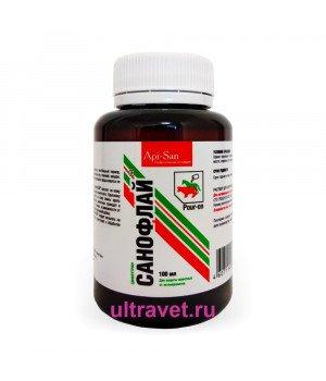 Санофлай (цифлутрин) - от эктопаразитов, 100 мл