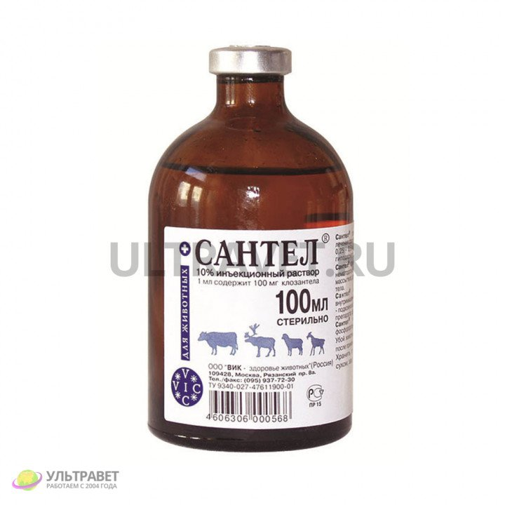 Сантел 10%