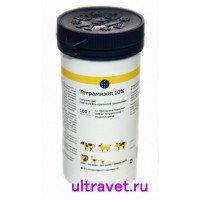 Тетрамизол 10% (порошок), ВИК
