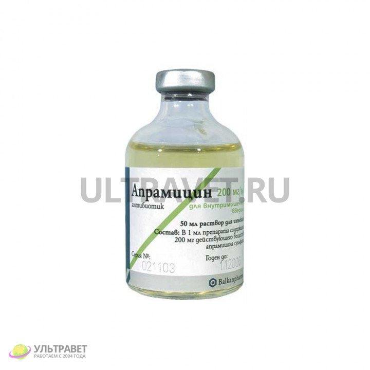 Апрамицин 200