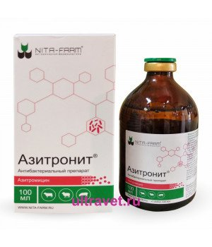 Азитронит (Азитромицин), Нита-Фарм