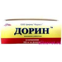 Дорин порошок, 300 мг