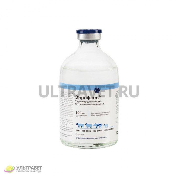 Энрофлон 5% раствор для орального применения