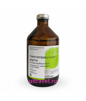 Левотетрасульфин Форте, 100 мл
