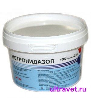 Метронидазол таблетки, АСКОНТ
