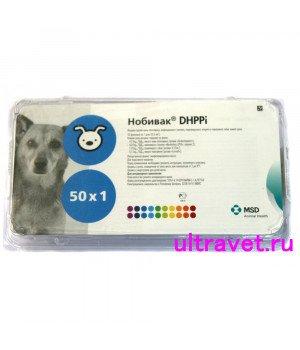 Нобивак DHPPi (1 доза)