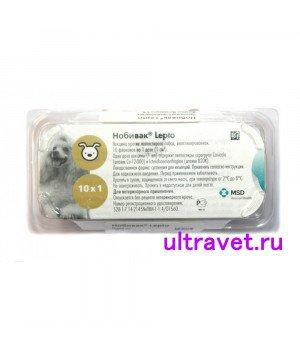 Нобивак Lepto (1 доза)