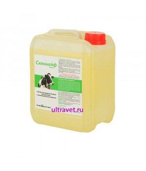 Скинлайф Лакто средство для обработки вымени перед доением