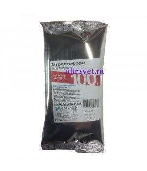 Стрептоформ (Streptoformum) порошок, 100 гр