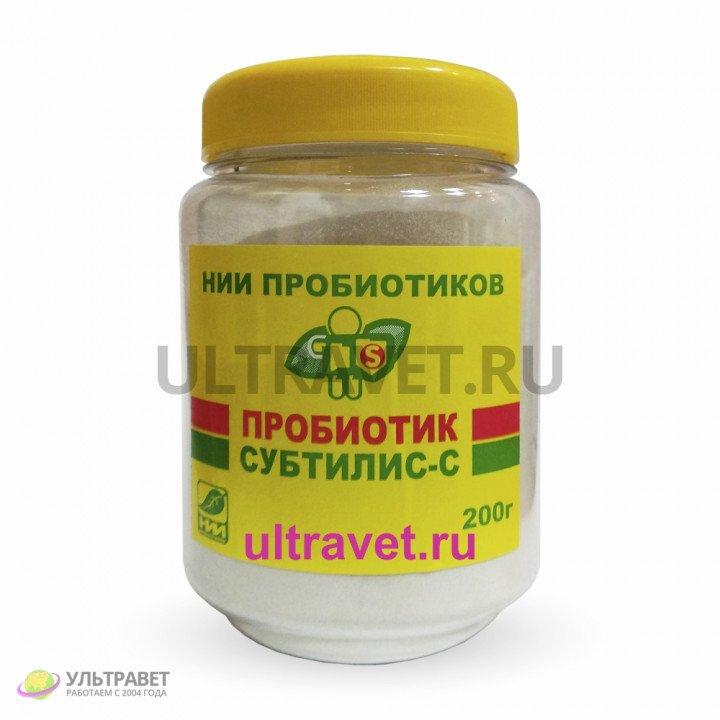 Субтилис-С, пробиотик нового поколения