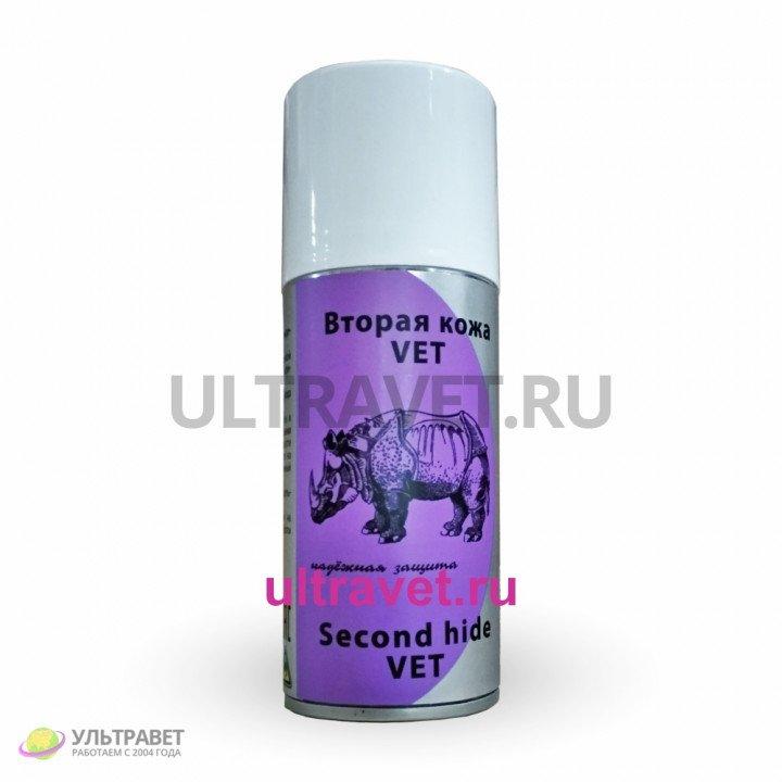 Вторая кожа Vet - спрей для наружного применения