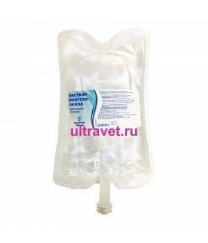 Раствор Рингера-Локка для инфузий (полимерный пакет), 500 мл