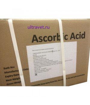 Аскорбиновая кислота пищевая (1 кг, 25 кг)