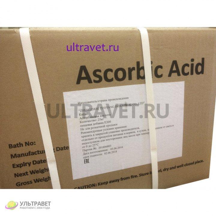 Субстанция Аскорбиновая кислота пищевая