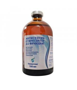 АСД Биовитекс Д-2 фракция раствор, 100 мл
