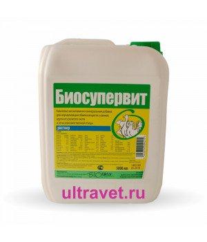 Биосупервит, 5 л