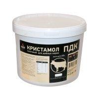 """Добавка """"Кристамол-ПДК"""" паточный для дойных коров, 12 кг"""