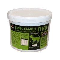 """Добавка """"Кристамол-ПКО"""" паточный для овец и коз, 12 кг"""