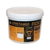 """Добавка """"Кристамол-ПСК"""" паточный для сухостойных коров, 12 кг"""