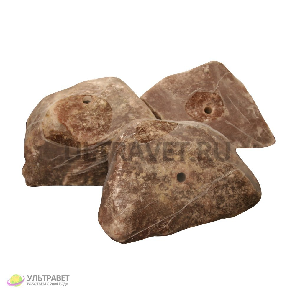 Лизунец из гималайской соли ЛИМИСОЛ-Гималай для животных