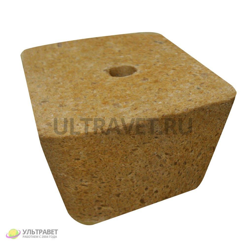 Соль-лизунец ЛИМИСОЛ МС Премиум для КРС (брикет 5 кг)
