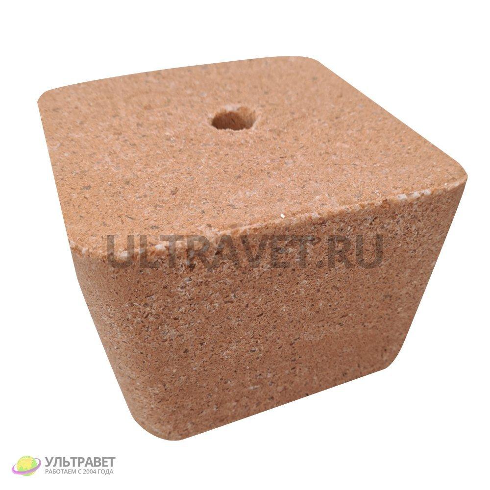 Соль-лизунец ЛИМИСОЛ-СЕЛЕВИТ для МРС и КРС (брикет 5 кг)