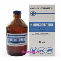 Нуклеопептид, 100 мл
