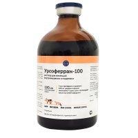 Урсоферран-100 раствор для инъекций, 100 мл