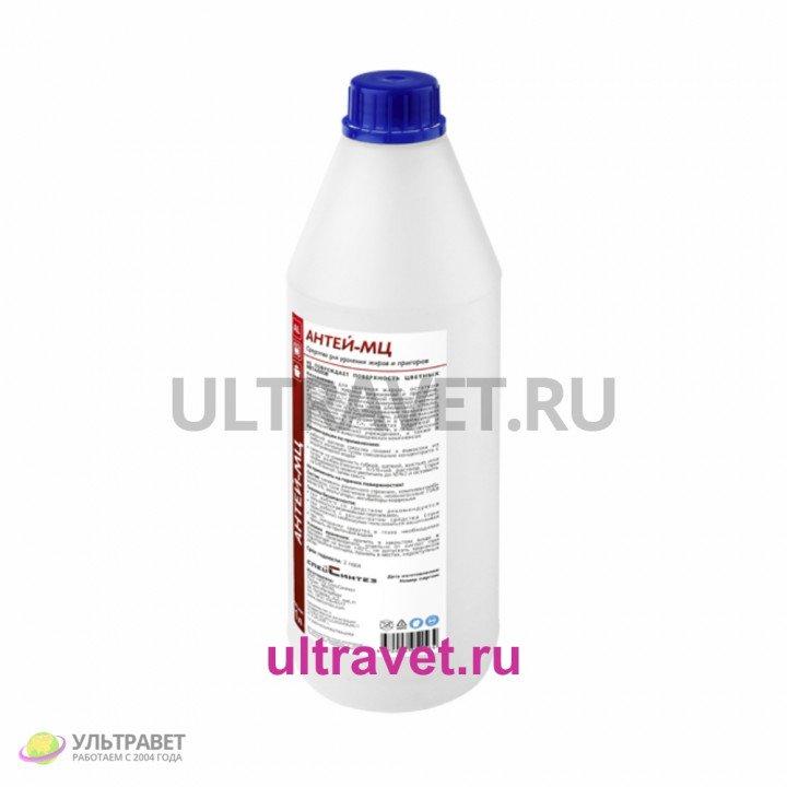 Антей-МЦ - концентрированный обезжириватель для алюминия и цветных металлов, 1 л
