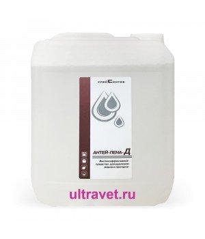 Антей-Пена-Д для удаления жиров и пригаров, 5л