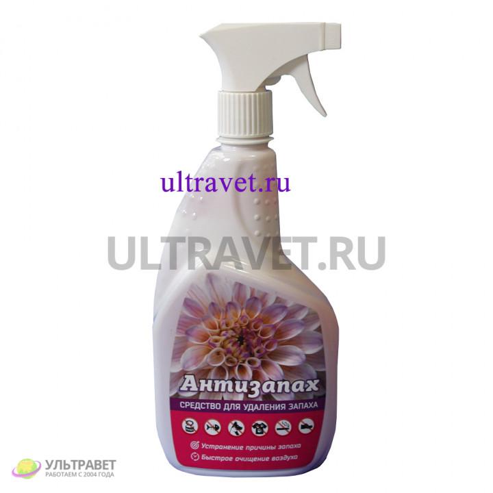 Антизапах - средство для удаления запахов, 750 мл