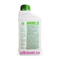 Биопаг-Д универсальное средство для дезинфекции, 1 л