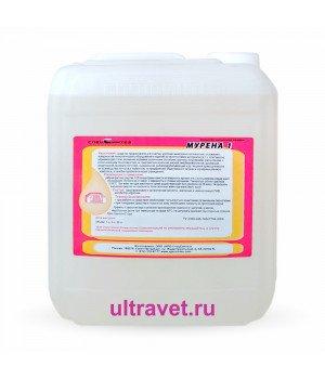 Мурена 1 - Кислотное пенное моющее средство, 5 л