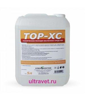 Тор-ХС - техническое моющее беспенное средство