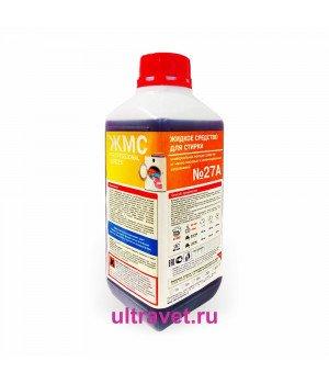 ЖМС №27А - жидкий стиральный порошок, 1 л