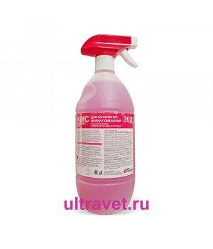 ЖМС №30Д - для санитарной мойки помещения, 1 л