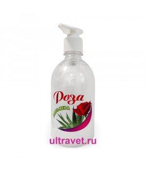 ЖМС Роза – перламутровое крем-мыло для мытья рук, 500 мл