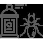 Средства для уничтожения насекомых: мух, тараканов, клещей, моли, муравьев