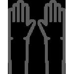 Перчатки для акушерства