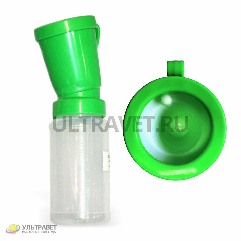 Дезинфектор (стаканчик для дезинфекции) для сосков вымени, 300 мл