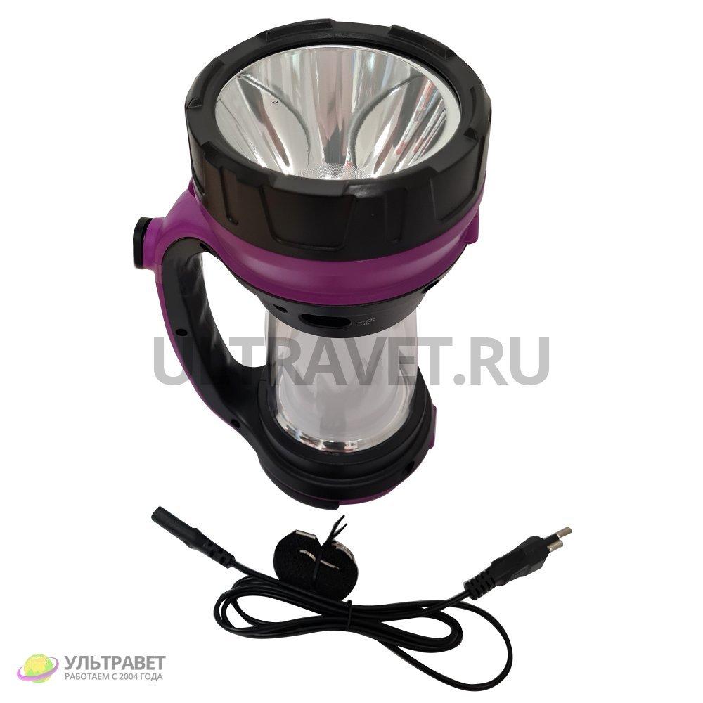 Аккумуляторный фонарь КОСМОС КОСАР2008М-LED